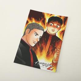 『インベスターZ』ポストカード Aタイプ+特製シール[020500150000]