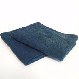 【ギフト】藍染フェイスタオル 2枚《お得セット》