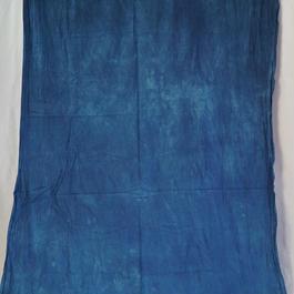 平織り  藍色 藍染【50cm単価】