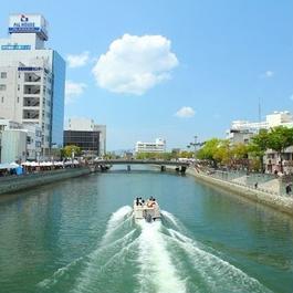 徳島市内一周*ひょうたん島クルーズ Hyoutanjima-Island Cruise