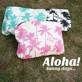 Aloha Collection Palmtree クラッチ