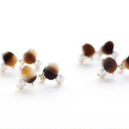 Sur/earrings SR-EA3(BR)