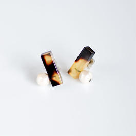 Sur/earrings SR-EA4(DM)