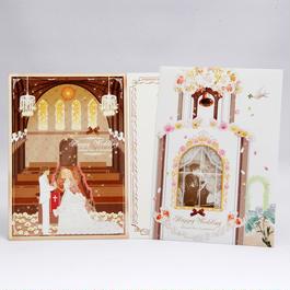 窓の向こう側 「wedding chapel」