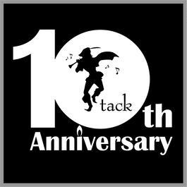 10周年記念ステッカー(5枚セット)