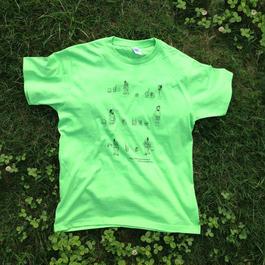 サイト11周年記念(たぶん)Tシャツ