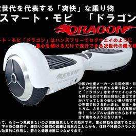 『気軽に乗れる、スマート・モビ!!』【ドラゴン】