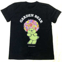 ※お問い合わせください。GADEN BEAR Tシャツ(ブラック)