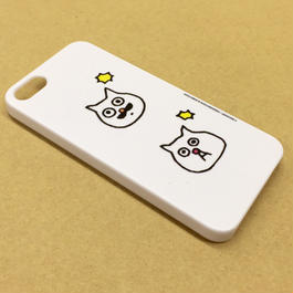 バウのKING小林さんと猫の小林さんのiPhone 6 ケース