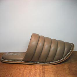 Sofa Slippers MOKO BROWN