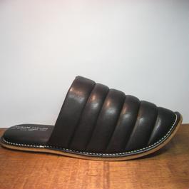Sofa Slippers MOKO BLACK