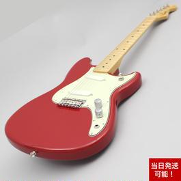 【新製品│TRed即納可】Fender Offsetシリーズ DUO-SONIC™