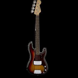 Fender American Vintage '63 Precision Bass® Rosewood/ 3-Color Sunburst ( 0885978279029 )