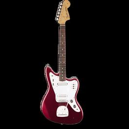 Fender Road Worn® '60s Jaguar® Rosewood / Candy Apple Red ( 0885978565870 )