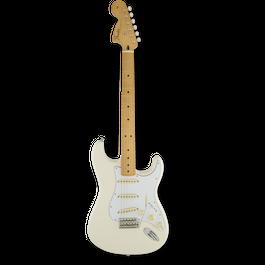 Fender Jimi Hendrix Stratocaster® Maple / Olympic White ( 0885978648870 )