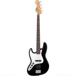 Fender STANDARD JAZZ BASS® LEFT-HAND BLACK ( 0885978112319 )