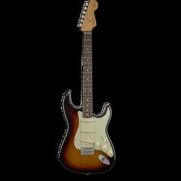 Fender Robert Cray Stratocaster® Rosewood Fingerboard / 3-Color Sunburst ( 0717669212971 )