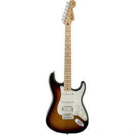 Fender STANDARD STRATOCASTER® HSS Maple Fingerboard  / BROWN SUNBURST ( 0885978111152 )