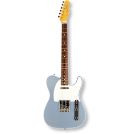 Fender Japan Exclusive Classic 60s Telecaster Custom Rosewood / Ice Blue ( 0717669902032 )