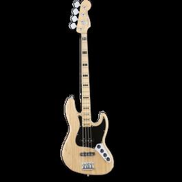 Fender American Elite Jazz Bass® Ash/Maple / Natural ( 0885978649891 )