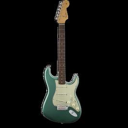 Fender American Vintage '59 Stratocaster®  Sherwood Green Metallic / Slab Rosewood ( 0885978322367 )