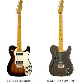 Fender MODERN PLAYER TELECASTER® THINLINE DELUXE / Maple