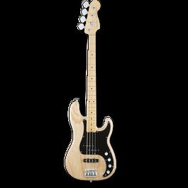 Fender American Elite Precision Bass® Ash/Maple / Natural ( 0885978649877 )
