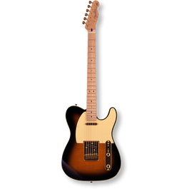 Fender Richie Kotzen Telecaster® Maple Fingerboard  Brown Sunburst ( 0717669224059 )