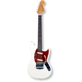 Fender Japan Exclusive Classic 60s Mustang / Rosewood / Vintage White ( 0717669901165 )