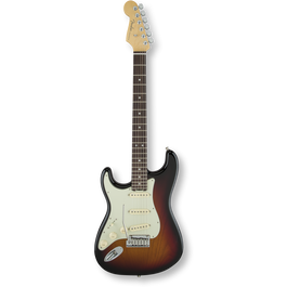 Fender American Elite Stratocaster® Left-Hand Rosewood / 3-Color Sunburst ( 0885978649587 )