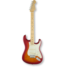 Fender American Elite Stratocaster® Aged Cherry Burst Maple ( 0885978655830 )