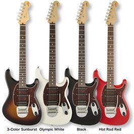 Fender Sergio Vallin Signature Stratocaster® Guitar Rosewood