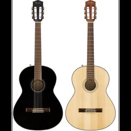 【新製品】Fender CLASSIC DESIGNシリーズ CN-60S ナイロン弦ギター