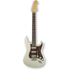 Fender American Elite Stratocaster® HSS Shawbucker Olympic Pearl / Rosewood ( 0885978649617 )