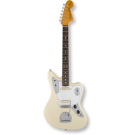 Fender Johnny Marr Jaguar® Olympic White / Rosewood Fingerboard ( 0885978155361 )
