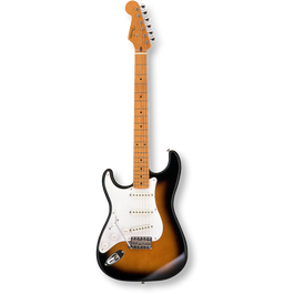 Fender Japan Exclusive Classic 50s Stratcaster Left-Hand / Tobacco Sunburst ( 0717669223892 )