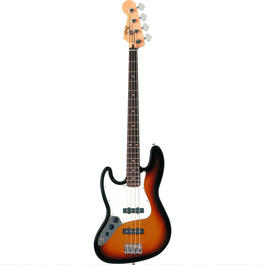 Fender STANDARD JAZZ BASS® LEFT-HAND BROWN SUNBURST ( 0885978112326 )