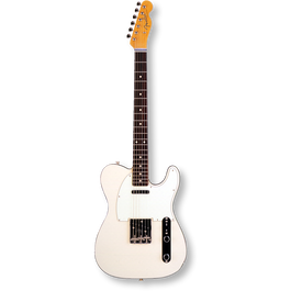 Fender Japan Exclusive Classic 60s Telecaster Custom Rosewood / Vintage White ( 0717669902070 )