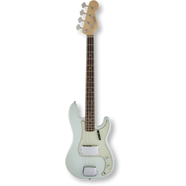 Fender American Vintage '63 Precision Bass® Rosewood/ Faded Sonic Blue ( 0885978279043 )