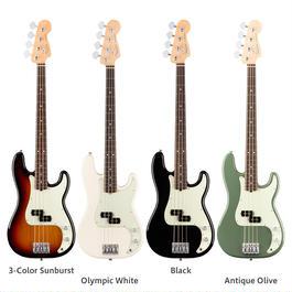 【新製品】Fender American Pro Precision Bass® Rosewood Fingerboard