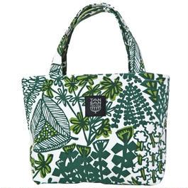 Mini tote Bag 「YASOU」green