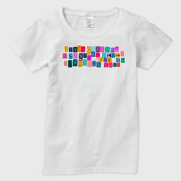 受注制作*Tシャツ/はるいろ*レディース otanitaro.com