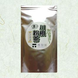 有機栽培茶 粉茶(ティーバッグ)(内容量: 100g(2g×50袋))