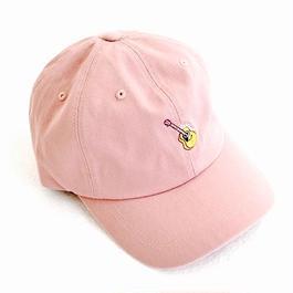 ギター刺繍CAP