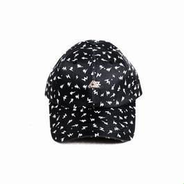 稲妻柄CAP