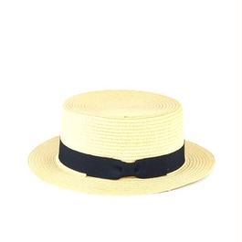 シンプルペーパーカンカン帽