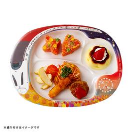 九州新幹線800系つばめ お子様ランチ用トレイ【TL001】