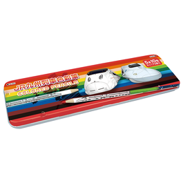 JR九州列車色鉛筆(5本10色入)【TC001】