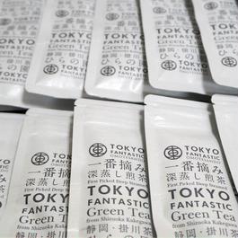 【茶葉】TOKYO FANTASTIC Green Tea トーキョーファンタスティックグリーンティー
