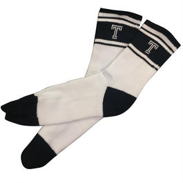 【TRESJAPAN】BASKET SOCKS Tロゴ(足袋)